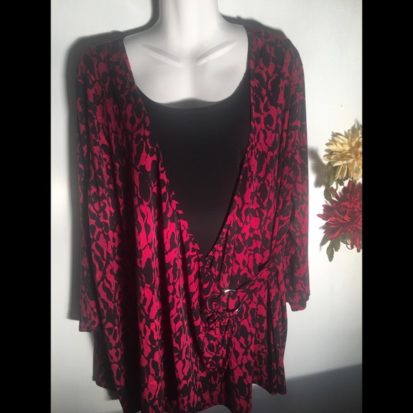 71e891babad George Tops | Plus Size Career Tunic | Poshmark